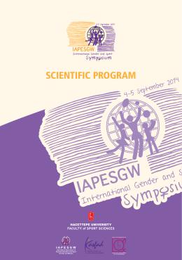 Bilimsel Programı