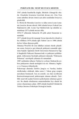 ~ T.c. _ HATAY vALîLiĞi - Mustafa Kemal Üniversitesi