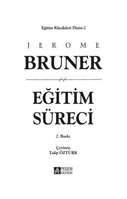 BRUNER - Pegem.net