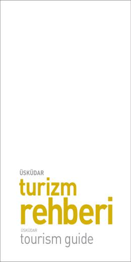Turzm Rehberi - Üsküdar Belediyesi