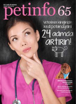 Temmuz - Petinfo Dergi