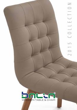 E-Katalog - Balin Sandalye