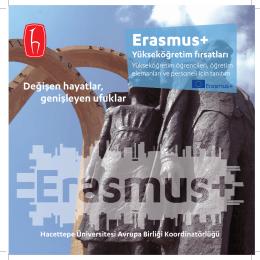 Erasmus+ - Hacettepe Üniversitesi Avrupa Birliği Ofisi