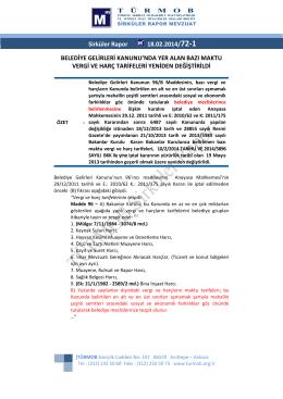 türmob t ü rmo btürkiye serbest muhasebeci mali müşavirlerve