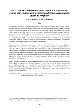 çsbmyo büro yönetimi ve yönetici asistanlığı programı ö
