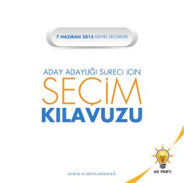 Univers Font Ailesi - Saygıdeğer Ak Parti Milletvekili Aday Adayları