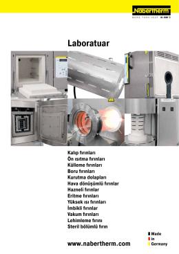 Katalog Laboratuar