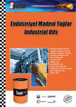 Endüstriyel Yağlar Katalog İndir (PDF)