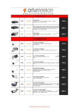 vitec fiyat listesi - Artun Telekom Güvenlik Sistemleri