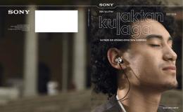 ‹yi müzik için olmazsa olmaz Sony kulaklıklar 2007-2008