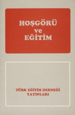 HOŞGÖRÜ EĞİTİM - Türk Eğitim Derneği