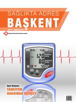 sağlıkta adres - Başkent Üniversitesi Ankara Hastanesi