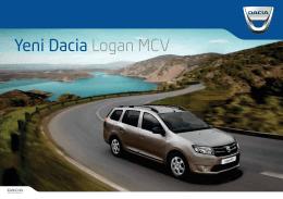 6-) Yeni Dacia Logan MCV