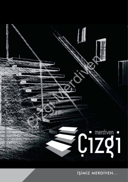Catalog - Çizgi Merdiven