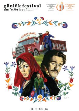 Günlük Festival / Sayı 2 - Altın Portakal Film Festivali