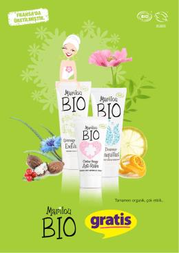 Marilou Bio - Gratis.com