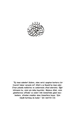 cihad - Dile Getirilen Şahitlik