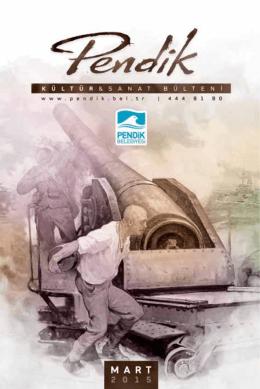 MART 2015 - Pendik Belediyesi