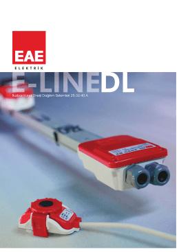 E-Line DL_tr - EAE Elektrik