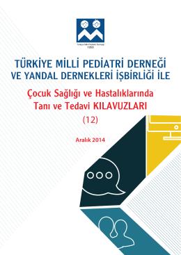 TMPD Yandal çalışma Grubu - Türkiye Milli Pediatri Derneği
