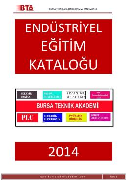 Bursa Teknik Akademi Katalog