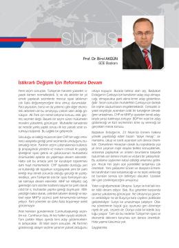SD Dergisinin Mayıs 2014 (54. Sayı)