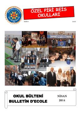 ÖZEL PİRİ REİS OKULLARI - Özel Piri Reis Okulları