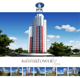 BatıStar Tower PDF, 2013 Ocak - bati-star