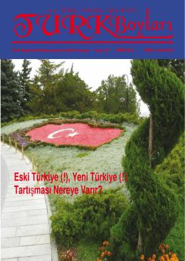 Eski Türkiye - Türk Boyları Konfederasyonu