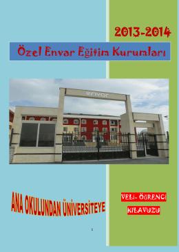 Özel Envar Eğitim Kurumları - özel envar egitim kurumları