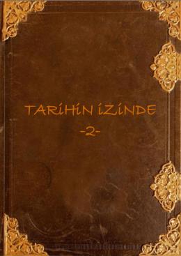 TARiHiN iZiNDE -2-