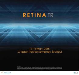 RetinaTR Toplantısı, 13