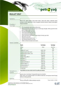 MULLET 2517
