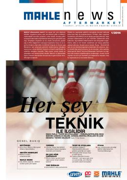 Aftermarket news 1/2014