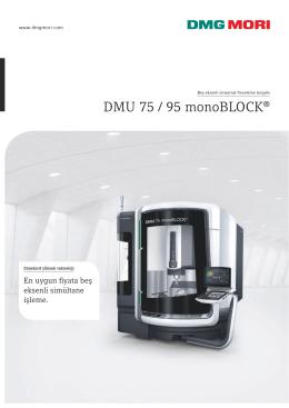DMU 75 / 95 monoBLOCK®