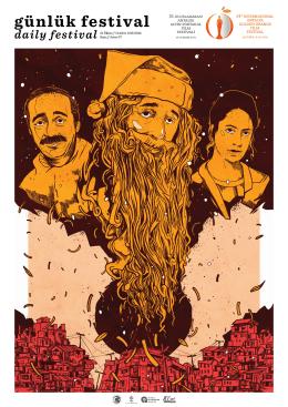 Günlük Festival / Sayı 7 - Altın Portakal Film Festivali