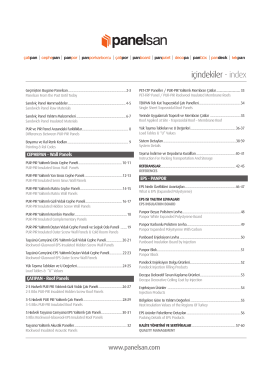 Katalog - Panelsan