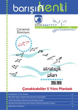 www.canakkale.bel.tr - Çanakkale Belediyesi