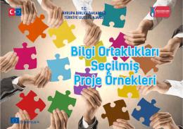 Bilgi Ortaklıkları Seçilmiş Proje Örnekleri (2014)