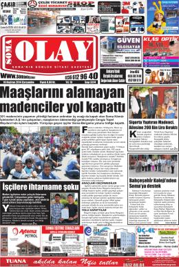 Y - Olay Gazetesi