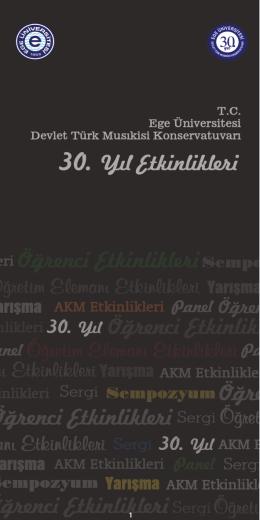 tıklayınız - ege üniversitesi devlet türk musikisi konservatuvarı