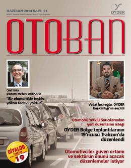 Otoban Dergisi | Sayı 61 Haziran 201424.07.2014
