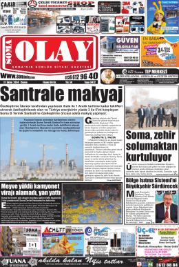 M - Olay Gazetesi