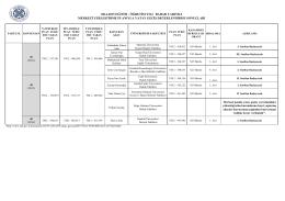 2014-2015 eğitim - Medipol Üniversitesi