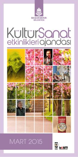 MART 2015 Cumartesi - Başakşehir Belediyesi