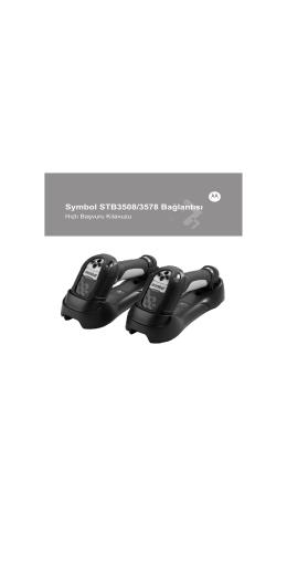 Symbol STB3508/3578 Bağlantısı