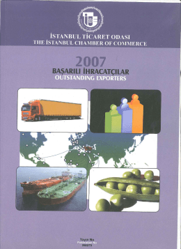 Sanayi ve Ticaret Ltd.