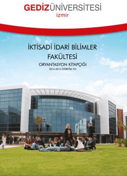 Untitled - Gediz Üniversitesi