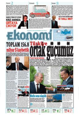 9 şubat 2014 - Ekonomi Gazetesi