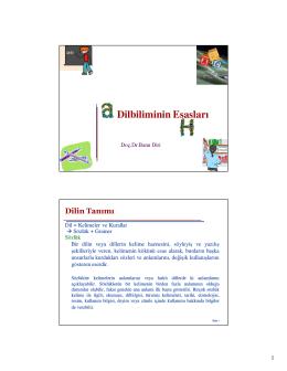 Linguistic Essentials-2